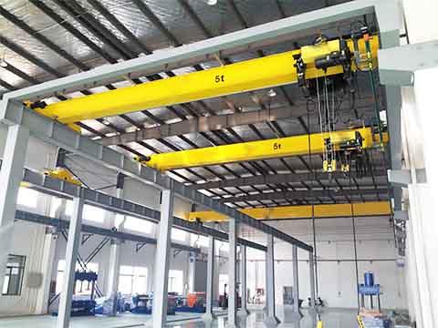 опорный кран мостовой однобалочный электрический купить цена