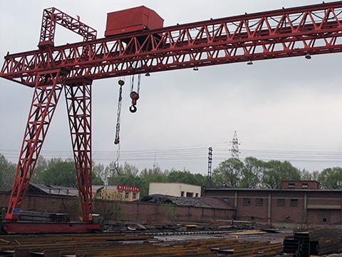 двухбалочный козловой кран ккс 32 тонн кк 32