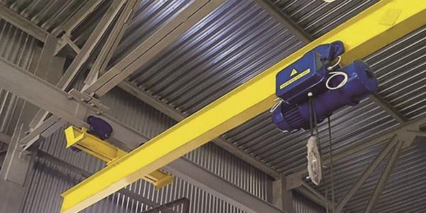 Продам мостовой кран однобалочный подвесной цена
