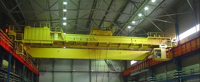 китайские двухбалочные мостовые краны электрические купить цены