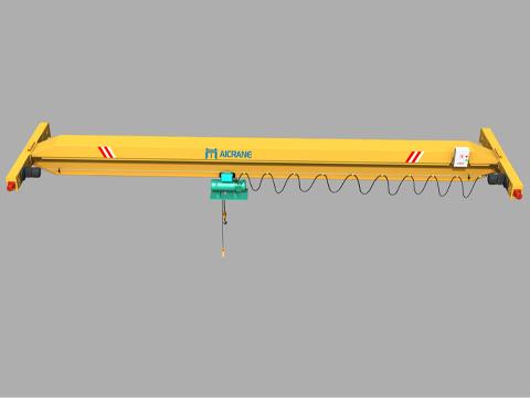 опорный мостовой кран металлургического производства