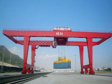 Китайские контейнерные козловые краны цены