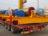 Двухбалочные мостовые краны в Узбекистан экспортировались