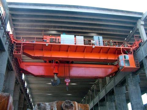 Китайский Мостовой кран 50 тонн