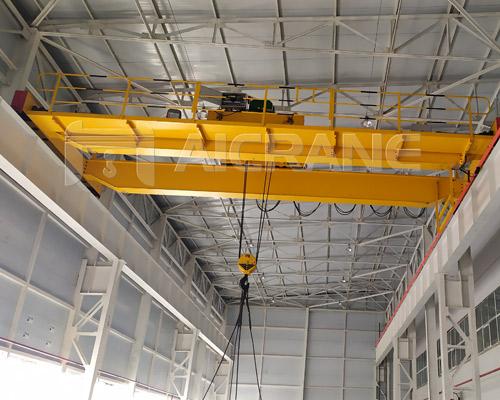 Aicrane Мостовой кран 20 тонн в Узбекистане